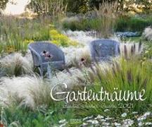 Cover-Bild zu Gartenträume 2021 von Bostell, Ursel (Fotogr.)
