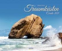 Cover-Bild zu Traumküsten 2021 von Gerth, Roland (Fotogr.)