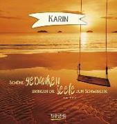 Cover-Bild zu Namenskalender Karin