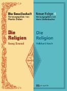 Cover-Bild zu Simmel, Georg: Die Religion