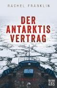 Cover-Bild zu Der Antarktisvertrag von Franklin, Rachel
