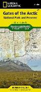 Cover-Bild zu Gates of the Arctic National Park and Preserve von National Geographic Maps - Trails Illust