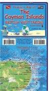 Cover-Bild zu Franko Map Cayman Islands Dive Map