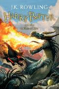 Cover-Bild zu Rowling, J.K.: Harry Potter and the Goblet of Fire