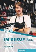 Cover-Bild zu Buchwald-Wargenau, Isabel: Im Beruf NEU A2+/B1. Arbeitsbuch