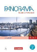 Cover-Bild zu Bajerski, Nadja: Panorama, Deutsch als Fremdsprache, B1: Teilband 1, Übungsbuch DaF mit Audio-CD