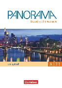 Cover-Bild zu Dusemund-Brackhahn, Carmen: Panorama, Deutsch als Fremdsprache, A2: Teilband 1, Übungsbuch DaF mit Audio-CD