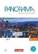 Cover-Bild zu Finster, Andrea: Panorama, Deutsch als Fremdsprache, A2: Teilband 1, Kursbuch, Mit PagePlayer-App inkl. Audios, Videos und Übungen