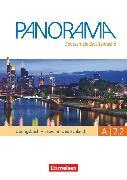 Cover-Bild zu Böschel, Claudia: Panorama, Deutsch als Fremdsprache, A2: Teilband 2, Übungsbuch DaZ mit Audio-CD, Leben in Deutschland