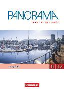 Cover-Bild zu Dusemund-Brackhahn, Carmen: Panorama, Deutsch als Fremdsprache, B1: Teilband 2, Übungsbuch DaF mit Audio-CD