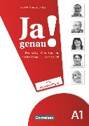 Cover-Bild zu Böschel, Claudia: Ja genau!, Deutsch als Fremdsprache, A1: Band 1 und 2, Handreichungen für den Unterricht mit Kopiervorlagen