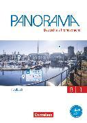 Cover-Bild zu Dusemund-Brackhahn, Carmen: Panorama, Deutsch als Fremdsprache, B1: Gesamtband, Kursbuch, Mit PagePlayer-App inkl. Audios, Videos und Übungen