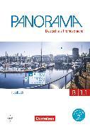 Cover-Bild zu Dusemund-Brackhahn, Carmen: Panorama, Deutsch als Fremdsprache, B1: Teilband 1, Kursbuch, Mit PagePlayer-App inkl. Audios, Videos und Übungen