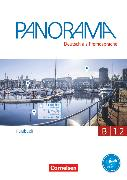 Cover-Bild zu Finster, Andrea: Panorama, Deutsch als Fremdsprache, B1: Teilband 2, Kursbuch, Mit PagePlayer-App inkl. Audios, Videos und Übungen