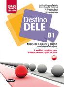 Cover-Bild zu Alegre Palazón, Cristina M.: Destino DELE B1
