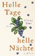 Cover-Bild zu Helle Tage, helle Nächte von Baier, Hiltrud
