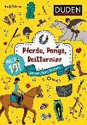 Cover-Bild zu Mach 10! Pferde, Ponys, Reitturnier - Ab 8 Jahren von Offermann, Kristina