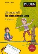 Cover-Bild zu Übungsheft - Rechtschreibung 2.Klasse von Leuchtenberg, Stefan (Illustr.)