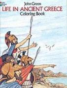 Cover-Bild zu Green, John: Life in Ancient Greece Coloring Book