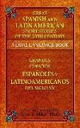 Cover-Bild zu Appelbaum, Stanley: Great Spanish and Latin American Short Stories of the 20th Century