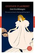 Cover-Bild zu Flaubert, Gustave: Drei Erzählungen