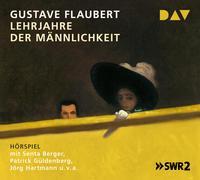 Cover-Bild zu Flaubert, Gustave: Lehrjahre der Männlichkeit