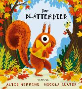 Cover-Bild zu Der Blätterdieb von Hemming, Alice