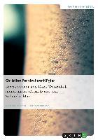 Cover-Bild zu Pernlochner-Kügler, Christine: Körperscham und Ekel. Wesentlich menschliche Gefühle und ihre Schutzfunktion