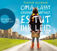 Cover-Bild zu Backman, Fredrik: Oma lässt grüßen und sagt, es tut ihr leid
