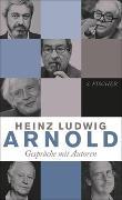 Cover-Bild zu Arnold, Heinz Ludwig: Gespräche mit Autoren