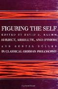 Cover-Bild zu Klemm, David E. (Hrsg.): Figuring the Self: Subject, Absolute, and Others in Classical German Philosophy