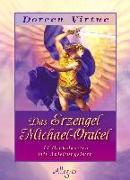 Cover-Bild zu Das Erzengel-Michael Orakel (Kartendeck) von Virtue, Doreen