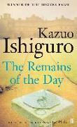 Cover-Bild zu Ishiguro, Kazuo: The Remains of the Day