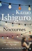 Cover-Bild zu Ishiguro, Kazuo: Nocturnes
