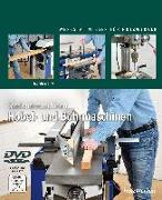 Cover-Bild zu Guido, Henn: Stationärmaschinen - Hobel- und Bohrmaschinen