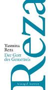 Cover-Bild zu Reza, Yasmina: Der Gott des Gemetzels