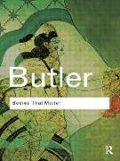 Cover-Bild zu Butler, Judith: Bodies That Matter