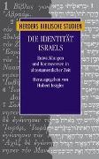 Cover-Bild zu Irsigler, Hubert (Hrsg.): Die Identität Israels