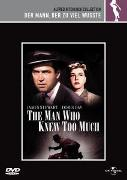 Cover-Bild zu Ralph Truman (Schausp.): Hitchcock Collection - Der Mann der Zuviel Wusste