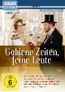 Cover-Bild zu Egel, Karl-Georg: Goldene Zeiten - Feine Leute