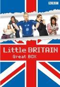 Cover-Bild zu Matt Lucas (Schausp.): Little Britain - Great Box - BBC