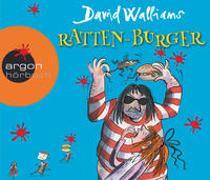Cover-Bild zu Walliams, David: Ratten-Burger