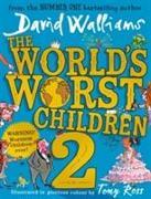 Cover-Bild zu Walliams, David: The World's Worst Children 2