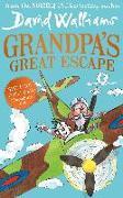 Cover-Bild zu Walliams, David: Grandpa's Great Escape
