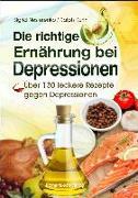 Cover-Bild zu Nesterenko, Sigrid: Die richtige Ernährung bei Depressionen
