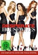 Cover-Bild zu Grossman, David (Reg.): Desperate Housewives - 8. Staffel