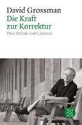 Cover-Bild zu Grossman, David: Die Kraft zur Korrektur