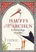 Cover-Bild zu Hauffs Märchen. Vollständige Ausgabe (eBook) von Hauff, Wilhelm