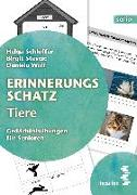 Cover-Bild zu Schloffer, Helga: Erinnerungsschatz Tiere