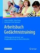 Cover-Bild zu Schloffer, Helga: Arbeitsbuch Gedächtnistraining